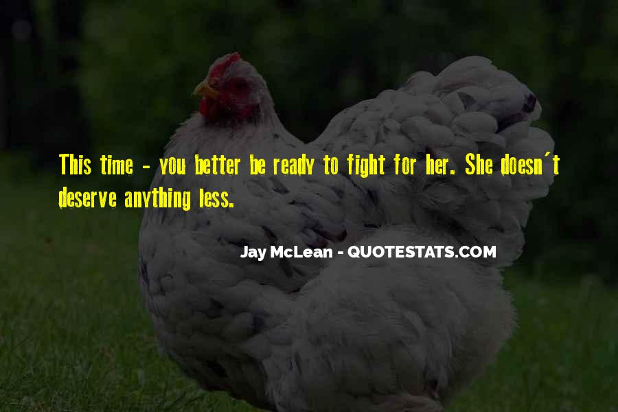 Quotes About Ready To Fight #1837957