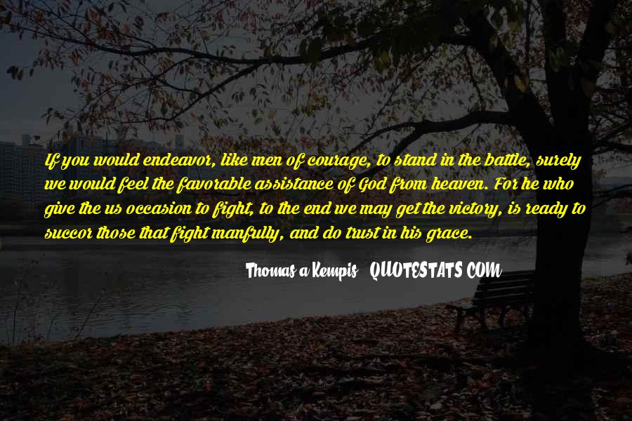 Quotes About Ready To Fight #721543