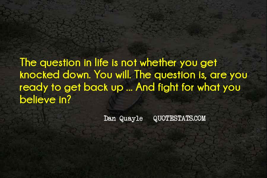 Quotes About Ready To Fight #856315