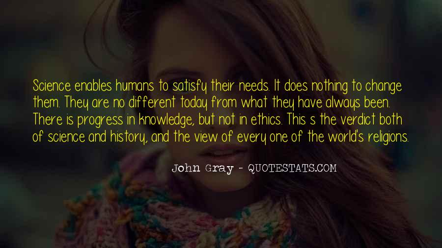 Quotes About Science And Ethics #161538