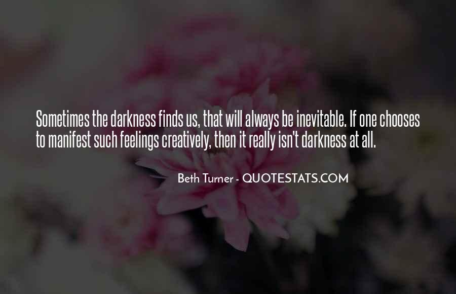 Quotes About Hope In Darkness #115543