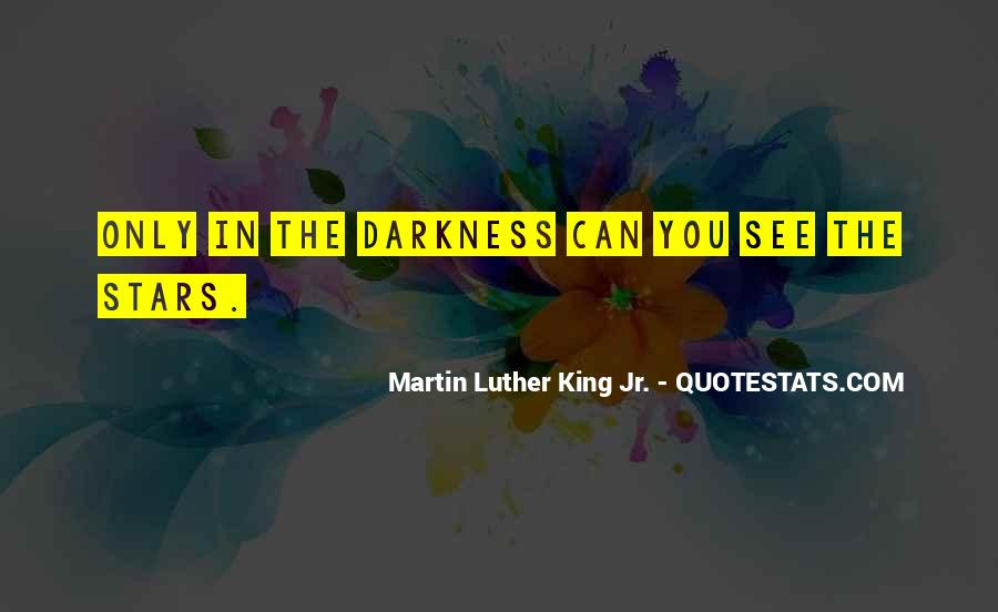 Quotes About Hope In Darkness #168200