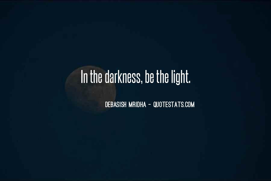 Quotes About Hope In Darkness #17209