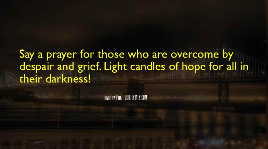 Quotes About Hope In Darkness #392012