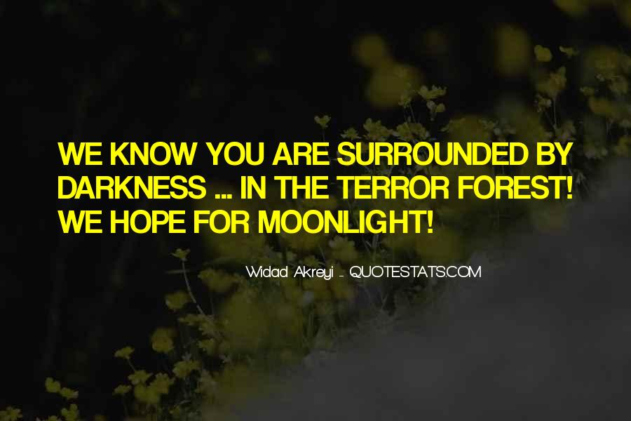 Quotes About Hope In Darkness #468362