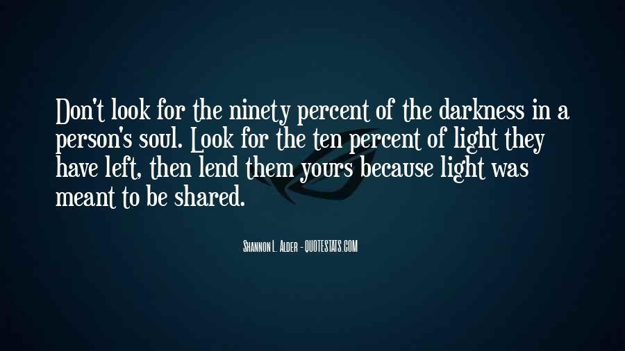 Quotes About Hope In Darkness #633109