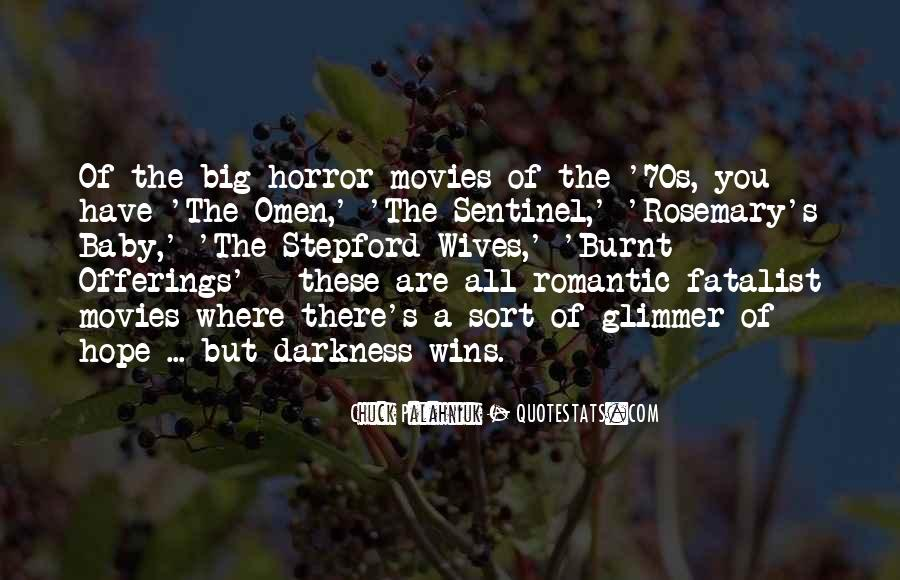 Quotes About Hope In Darkness #710257