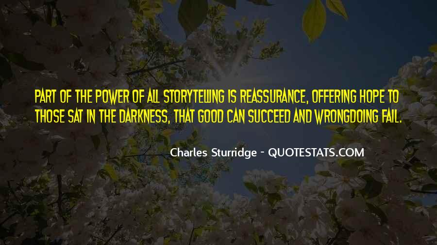 Quotes About Hope In Darkness #712152
