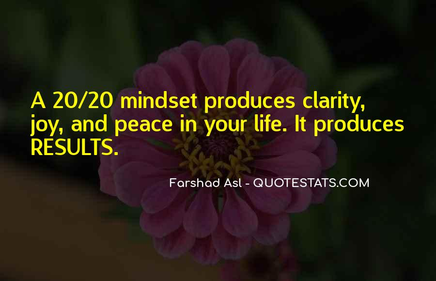Quotes About Clarity In Life #1240479