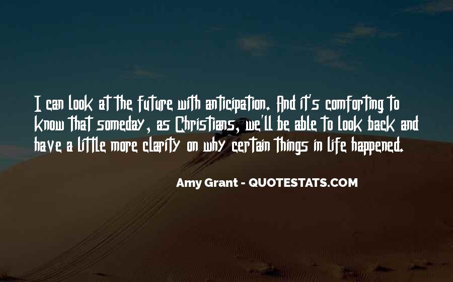 Quotes About Clarity In Life #1680786