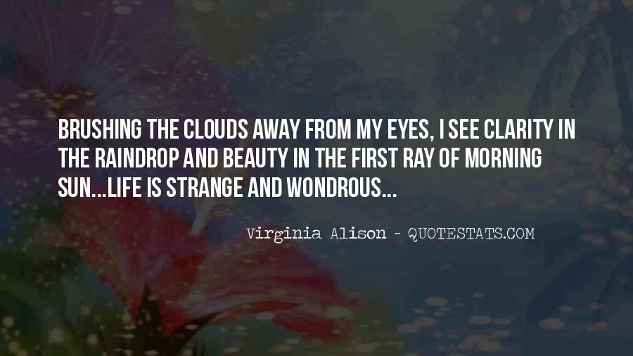 Quotes About Clarity In Life #188476