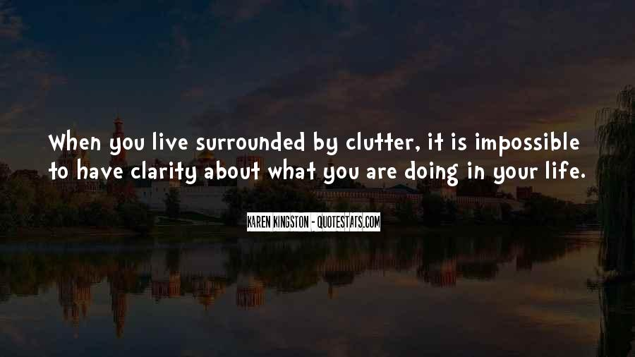 Quotes About Clarity In Life #586102