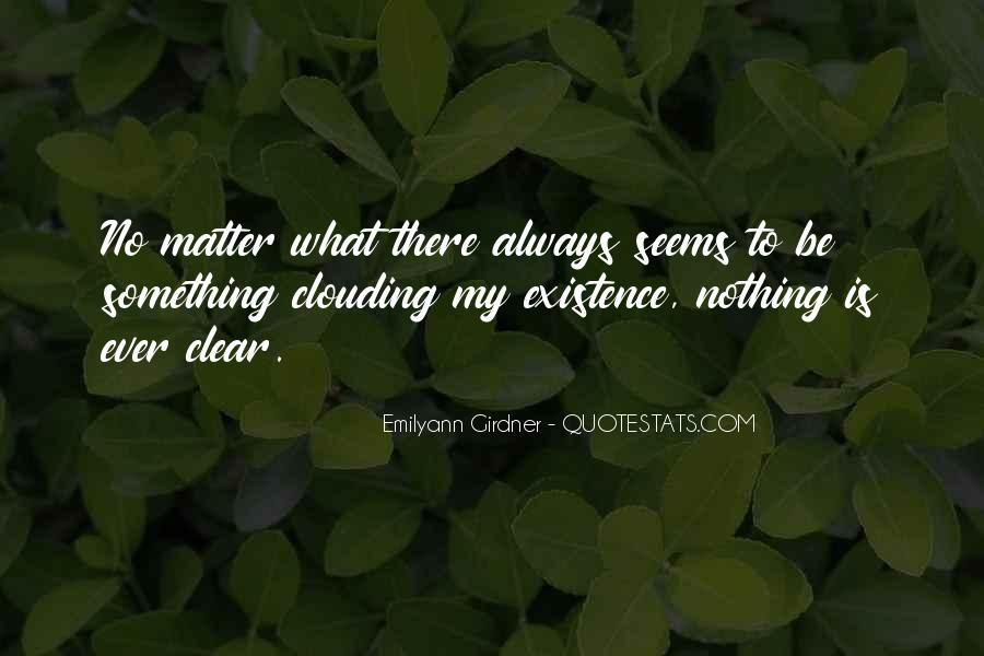 Quotes About Clarity In Life #944880