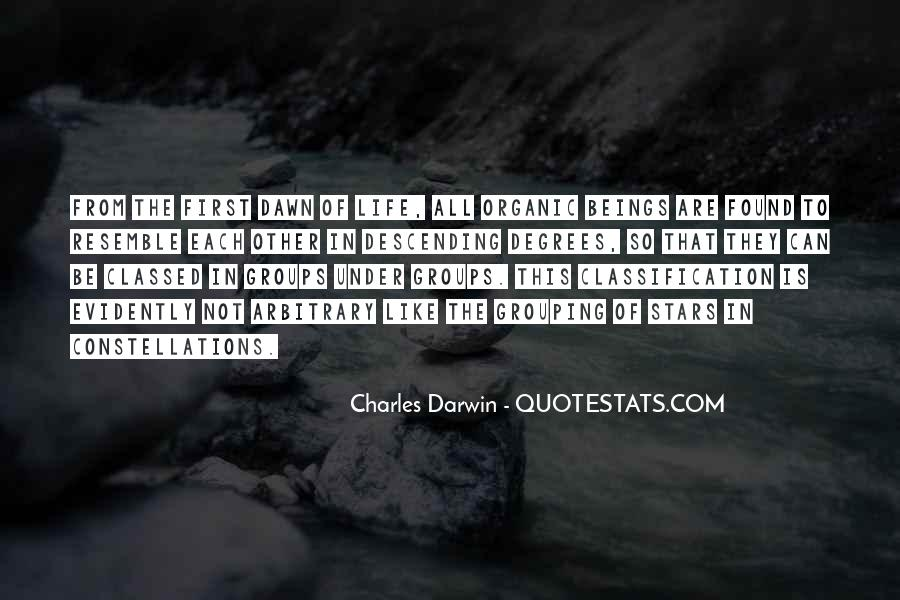 Quotes About Organic Life #169423
