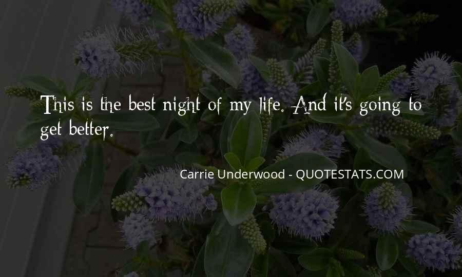 Quotes About A Better Life Without You #10446