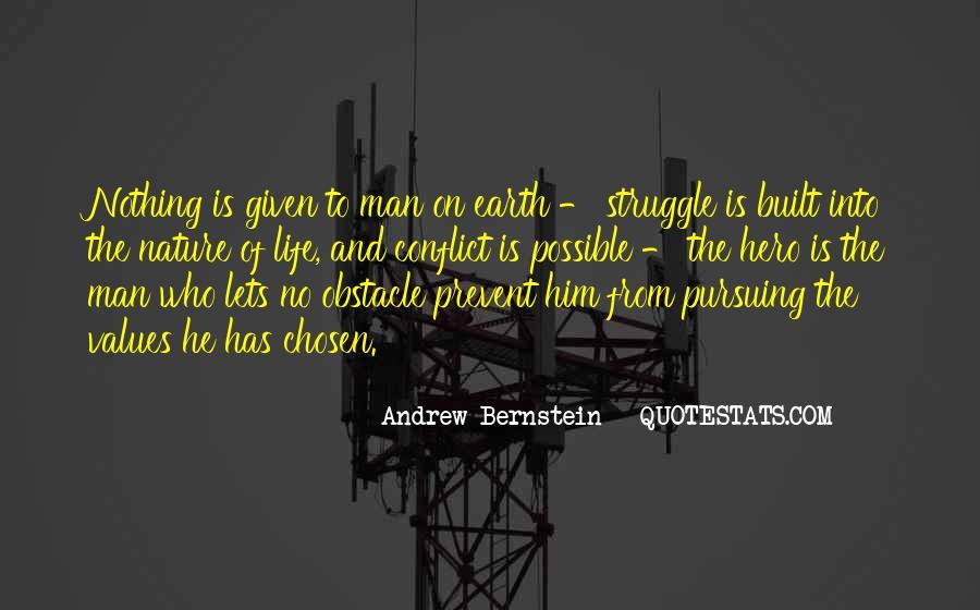 Quotes About Bernstein #106107