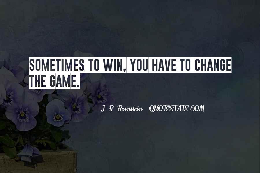 Quotes About Bernstein #11238