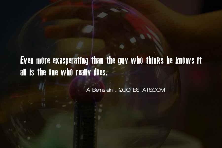 Quotes About Bernstein #117684