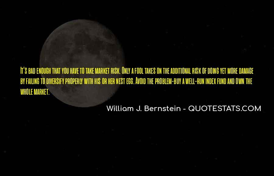 Quotes About Bernstein #123209