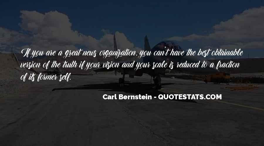 Quotes About Bernstein #171990