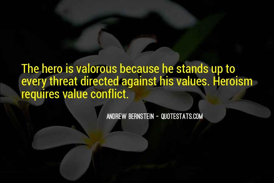 Quotes About Bernstein #208967
