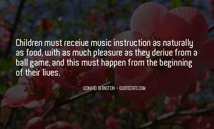Quotes About Bernstein #214592