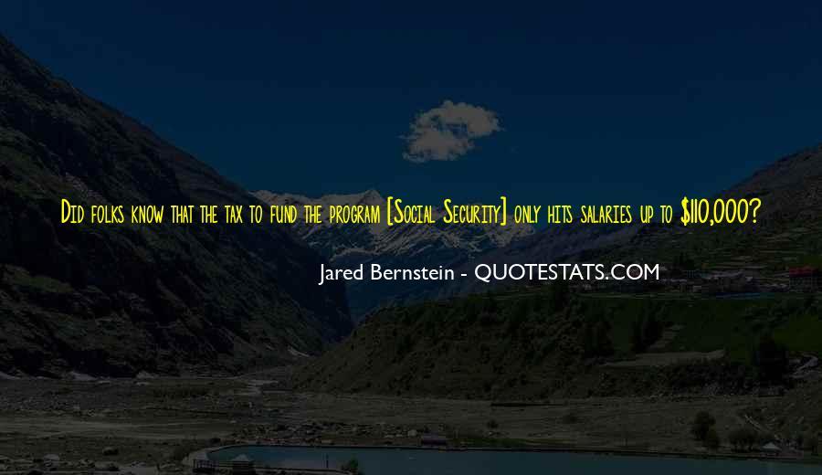 Quotes About Bernstein #229309