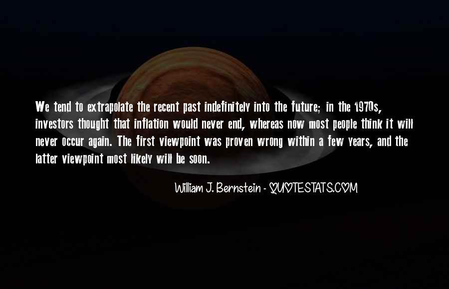 Quotes About Bernstein #253410