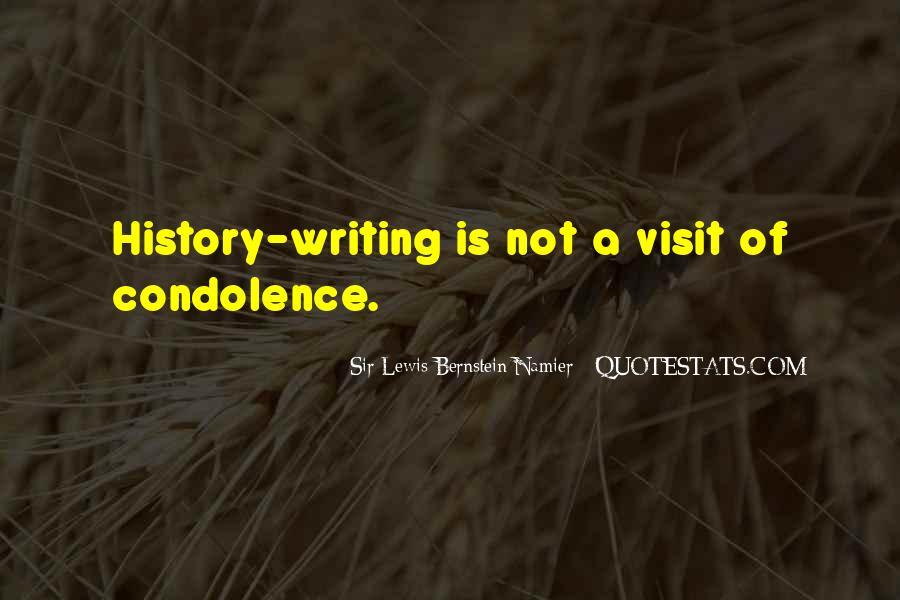Quotes About Bernstein #26545