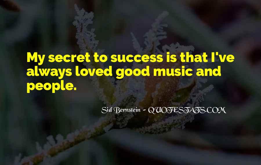 Quotes About Bernstein #331479