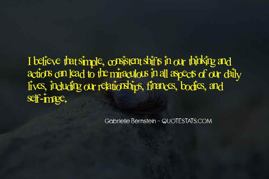 Quotes About Bernstein #343217