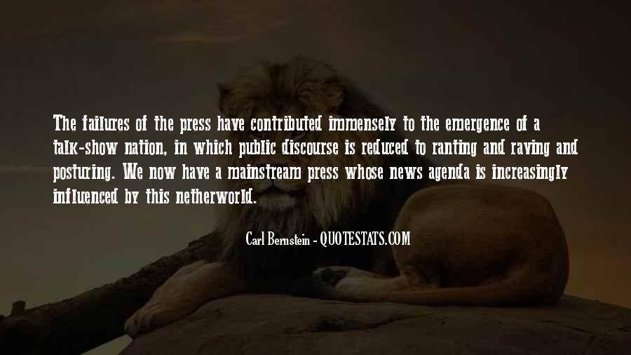 Quotes About Bernstein #352936