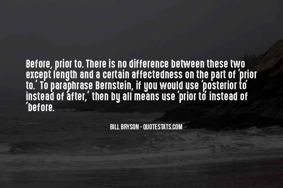 Quotes About Bernstein #372952