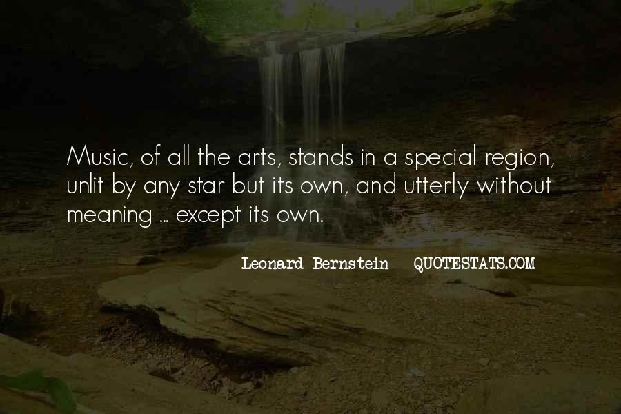Quotes About Bernstein #379524