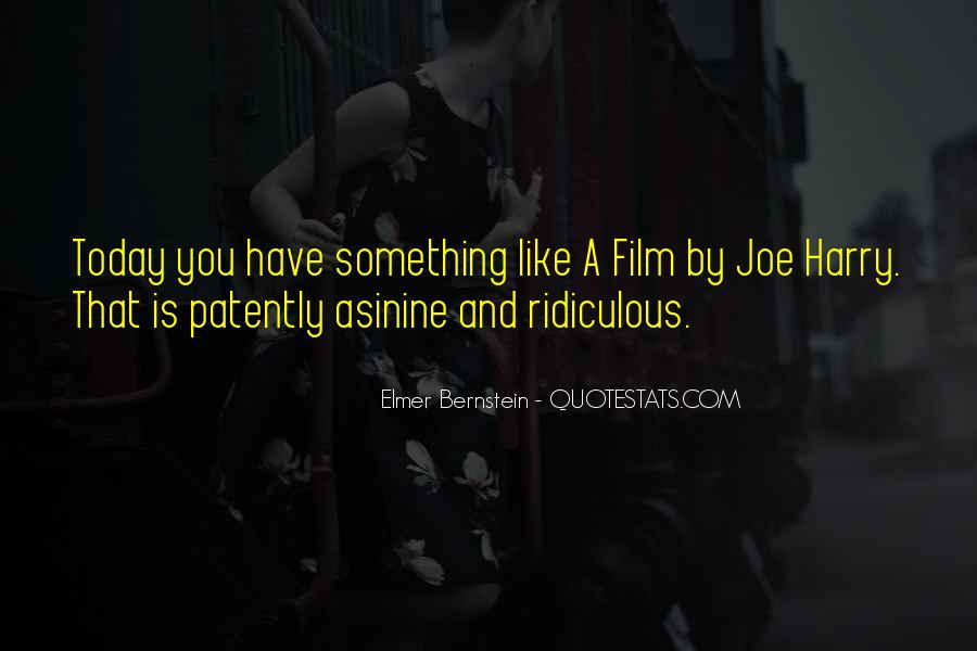 Quotes About Bernstein #412557