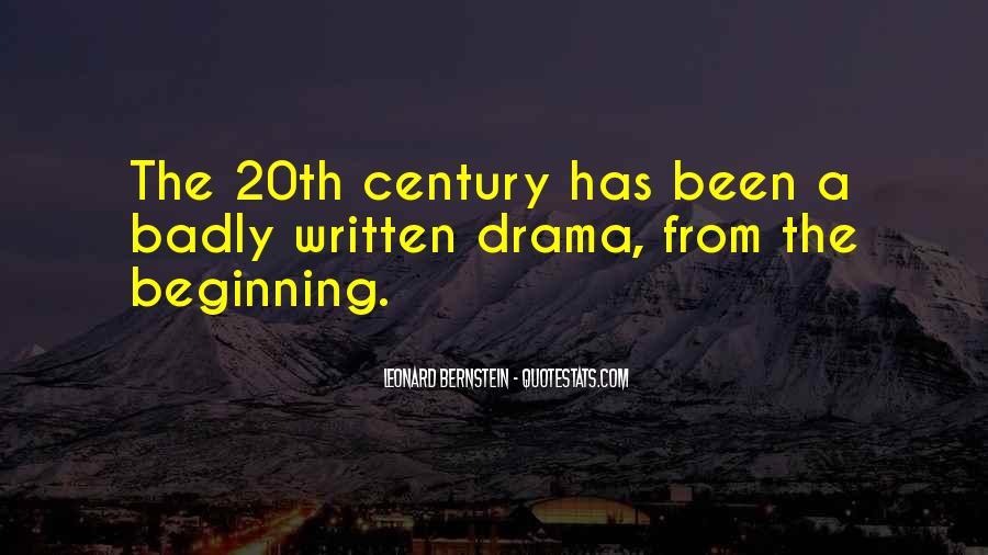 Quotes About Bernstein #53283