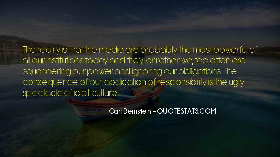 Quotes About Bernstein #81987
