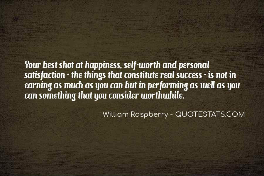 Quotes About Personal Happiness #235764