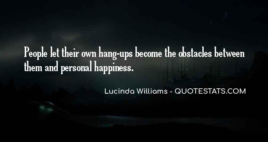 Quotes About Personal Happiness #332640