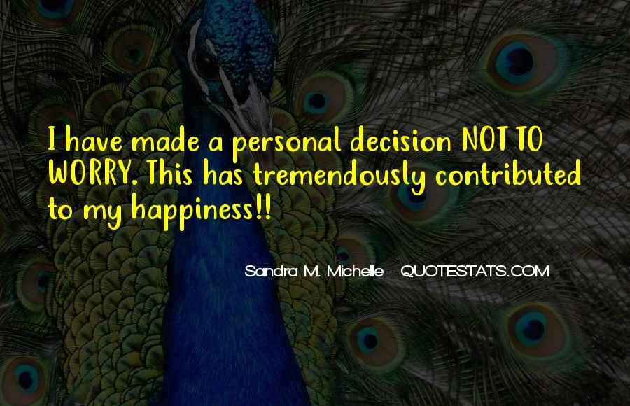 Quotes About Personal Happiness #359145