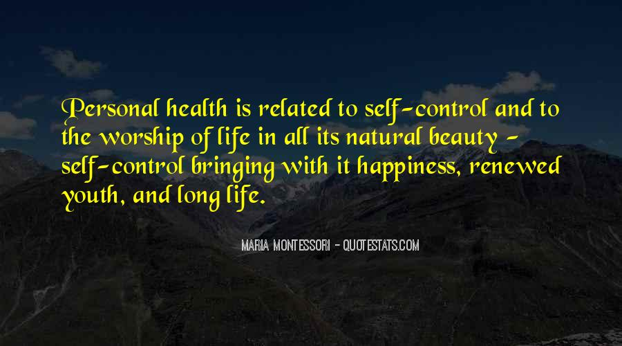 Quotes About Personal Happiness #406221