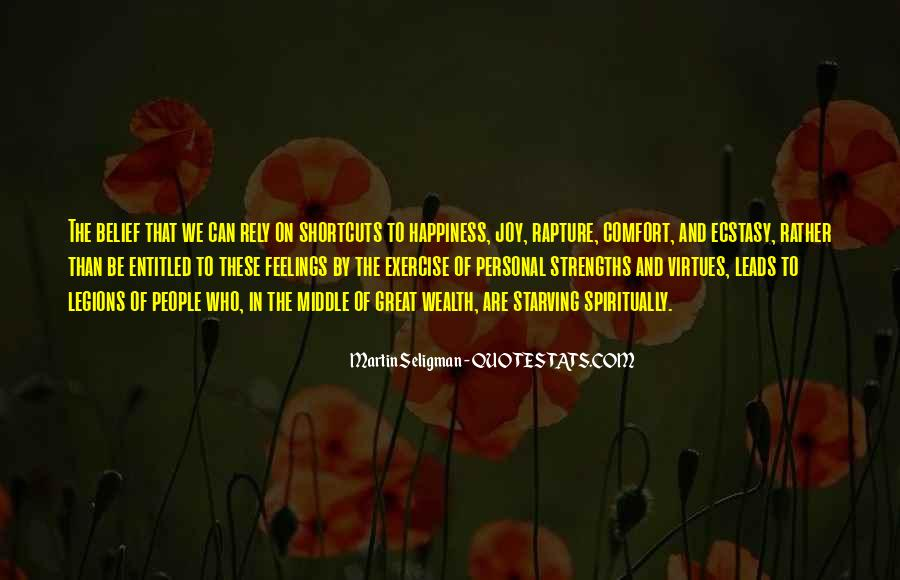 Quotes About Personal Happiness #555519