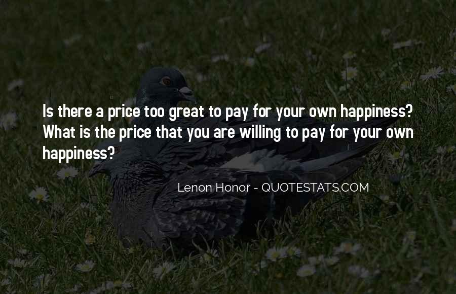 Quotes About Personal Happiness #603642