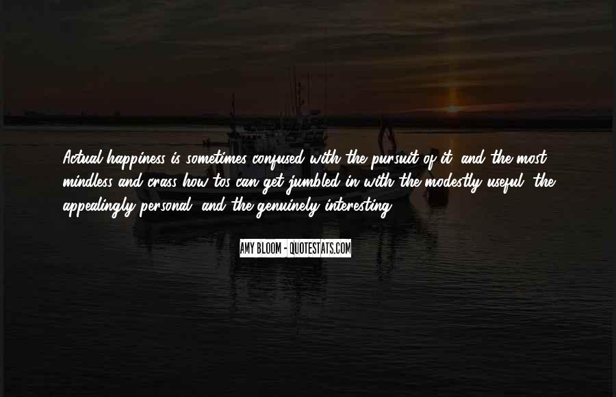 Quotes About Personal Happiness #612736