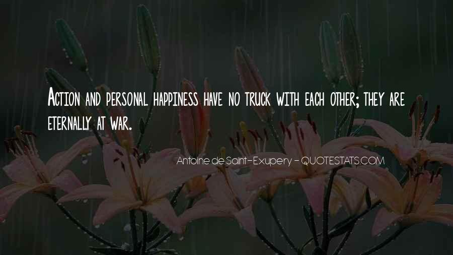 Quotes About Personal Happiness #733280