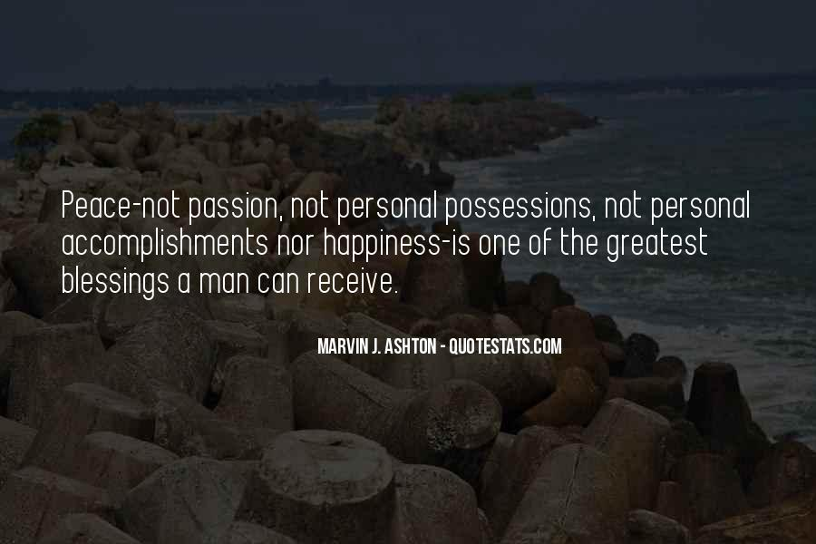 Quotes About Personal Happiness #77242