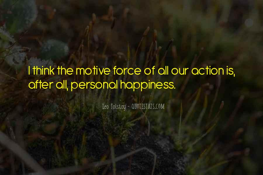 Quotes About Personal Happiness #933695