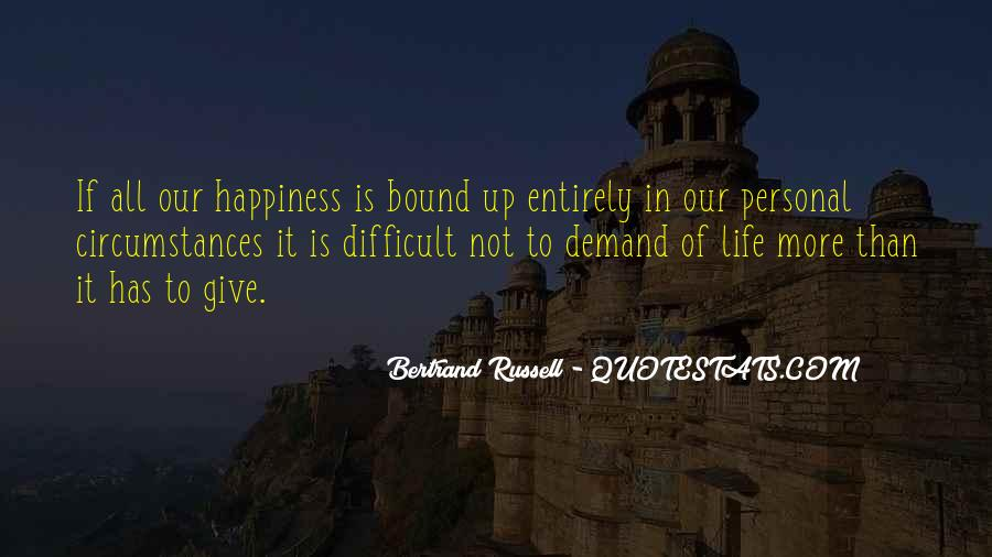 Quotes About Personal Happiness #985071