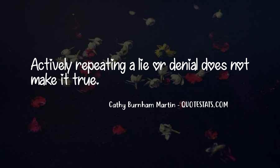 Quotes About Truth And Lies In Relationships #784226