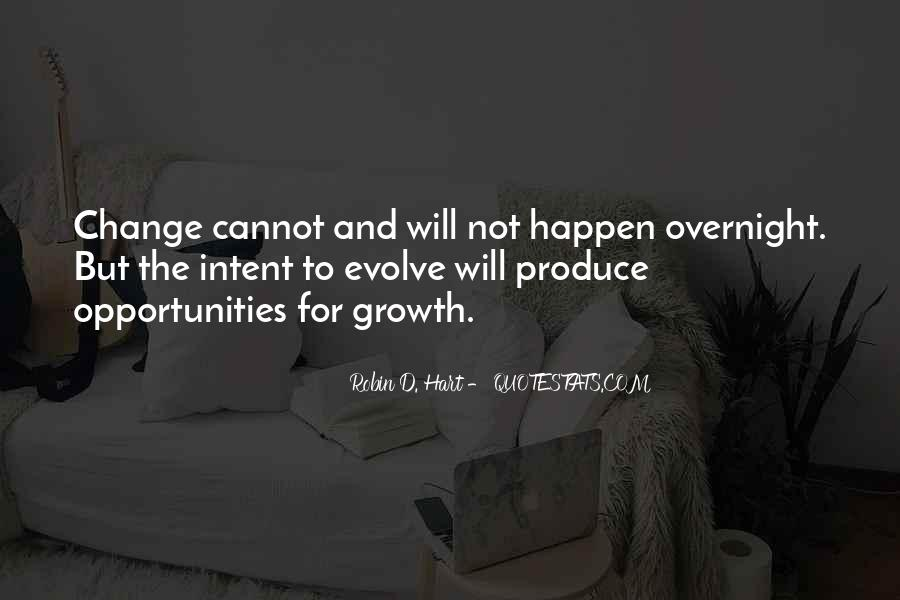Quotes About Personal Change And Growth #1464020